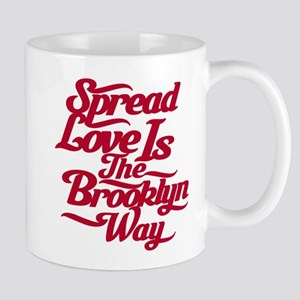 Brooklyn Love Red Mug