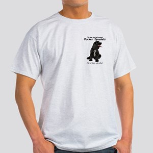 Cocker Spaniel Light T-Shirt