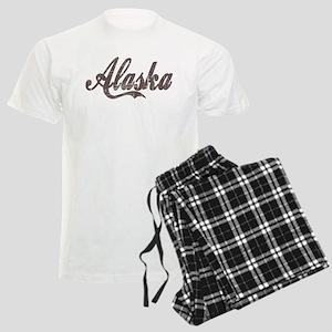 Vintage Alaska Men's Light Pajamas