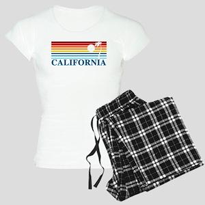 California Women's Light Pajamas