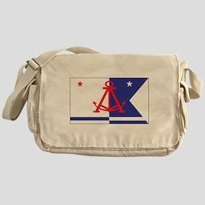 Alameda Flag Messenger Bag