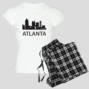 Atlanta Skyline Women's Light Pajamas
