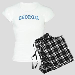 Vintage Georgia Women's Light Pajamas