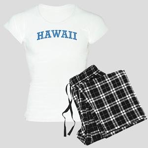 Vintage Hawaii Women's Light Pajamas