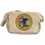 Illinois Seal Messenger Bag