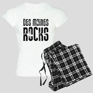 Des Moines Rocks Women's Light Pajamas