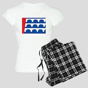 Des Moines Flag Women's Light Pajamas