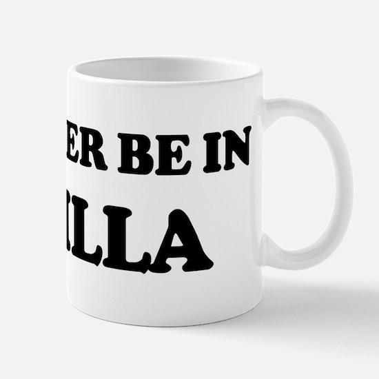 Rather be in Sevilla Mug