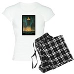 New York Central Building Women's Light Pajamas