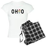 Cute Ohio Women's Light Pajamas