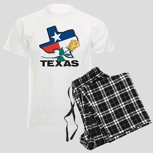 Texas Men's Light Pajamas