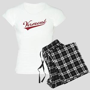 Retro Vermont Women's Light Pajamas