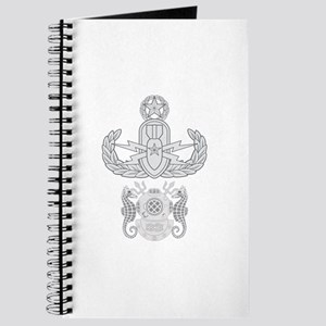 Master EOD Master Diver Journal
