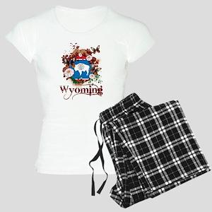 Butterfly Wyoming Women's Light Pajamas