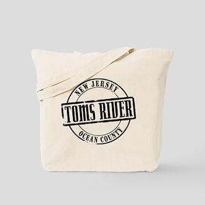 Toms River Title Tote Bag