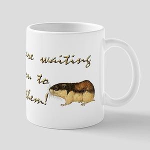 """""""Lemming Mindset"""" Mug"""