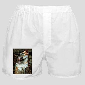 Ophelia / Tiger Cat Boxer Shorts