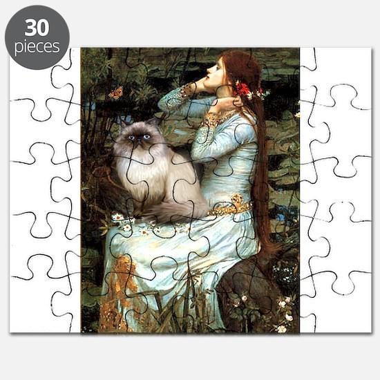 Ophelia & Himalayan Puzzle