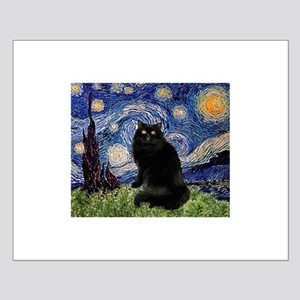 Starry Night /Persian (bl) Small Poster