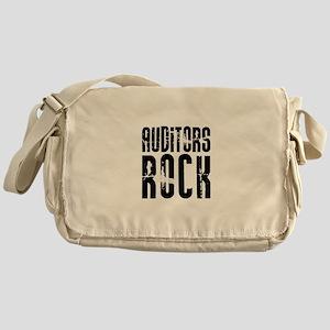 Auditors Rock Messenger Bag