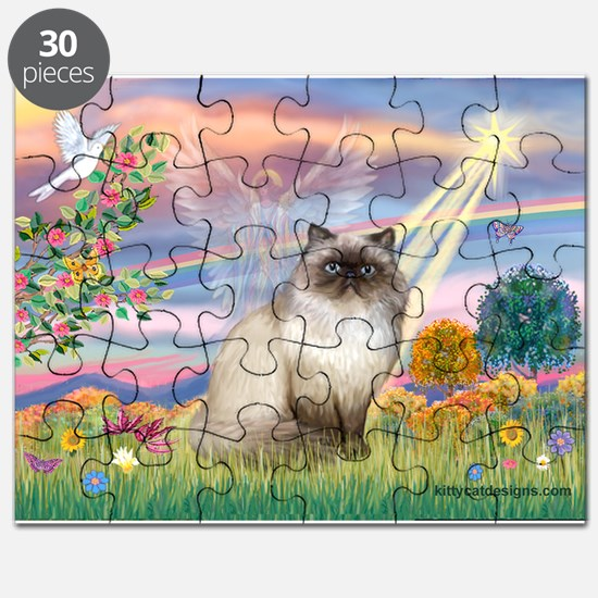 Cloud Angel & Himalayan (#1) Puzzle