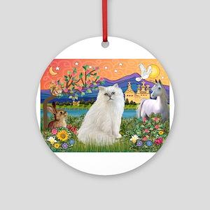Fantasy Land / Persian(w) Ornament (Round)