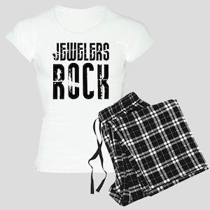 Jewelers Rock Women's Light Pajamas