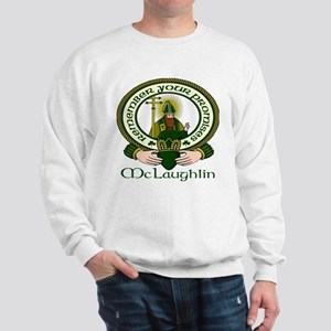McLaughlin Clan Motto Sweatshirt