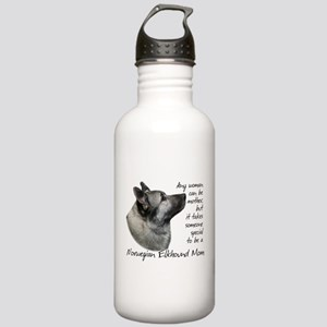 Elkhound Mom Stainless Water Bottle 1.0L