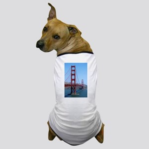 San Francisco Golden Gate Dog T-Shirt