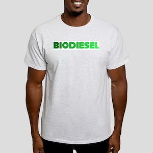 Range Biodiesel Ash Grey T-Shirt