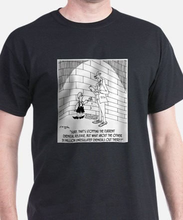 Dutch Boy Stops A Chemical Release T-Shirt