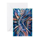 Lightning Thoughts Greeting Cards (Pk of 10)