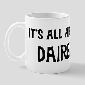 All about Dairen Mug