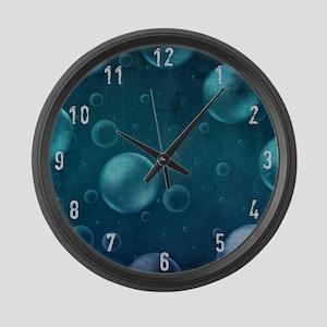 Deep Sea Large Wall Clock