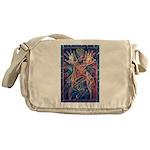 Magic of the Shaman Messenger Bag