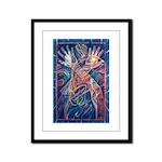 Magic of the Shaman Framed Panel Print