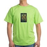 Magic of the Shaman Green T-Shirt