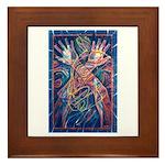 Magic of the Shaman Framed Tile
