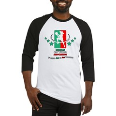 Mexican Basketball Associatio Baseball Jersey