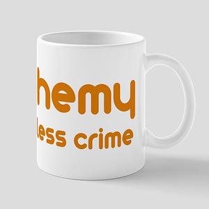 Blasphemy humor Mug