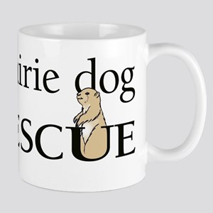 prairie dog RESCUE Mug