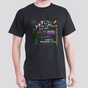 Terra Nova Podcast Dark T-Shirt