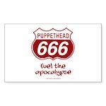 666 Sticker
