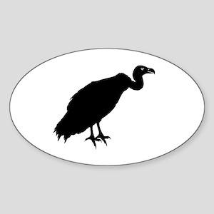 vulture Sticker (Oval)