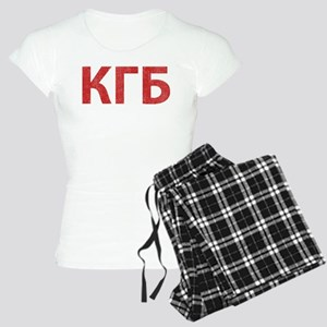 Vintage KGB Women's Light Pajamas