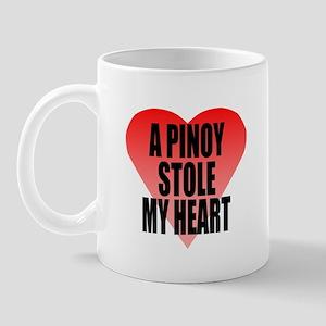 Pinoy Stole My Heart Mug