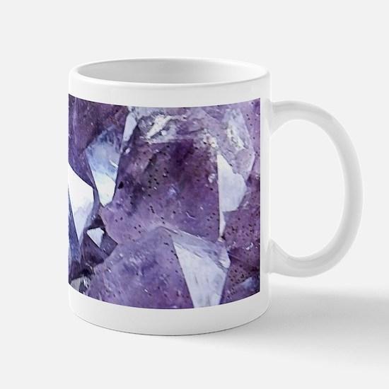 Amethyst Crystal Cluster Mugs