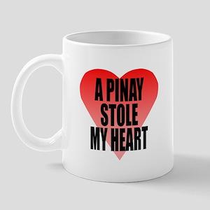 Pinay Stole My Heart Mug