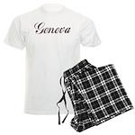 Vintage Geneva Men's Light Pajamas